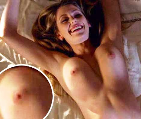 Naked girls from wedding crashers