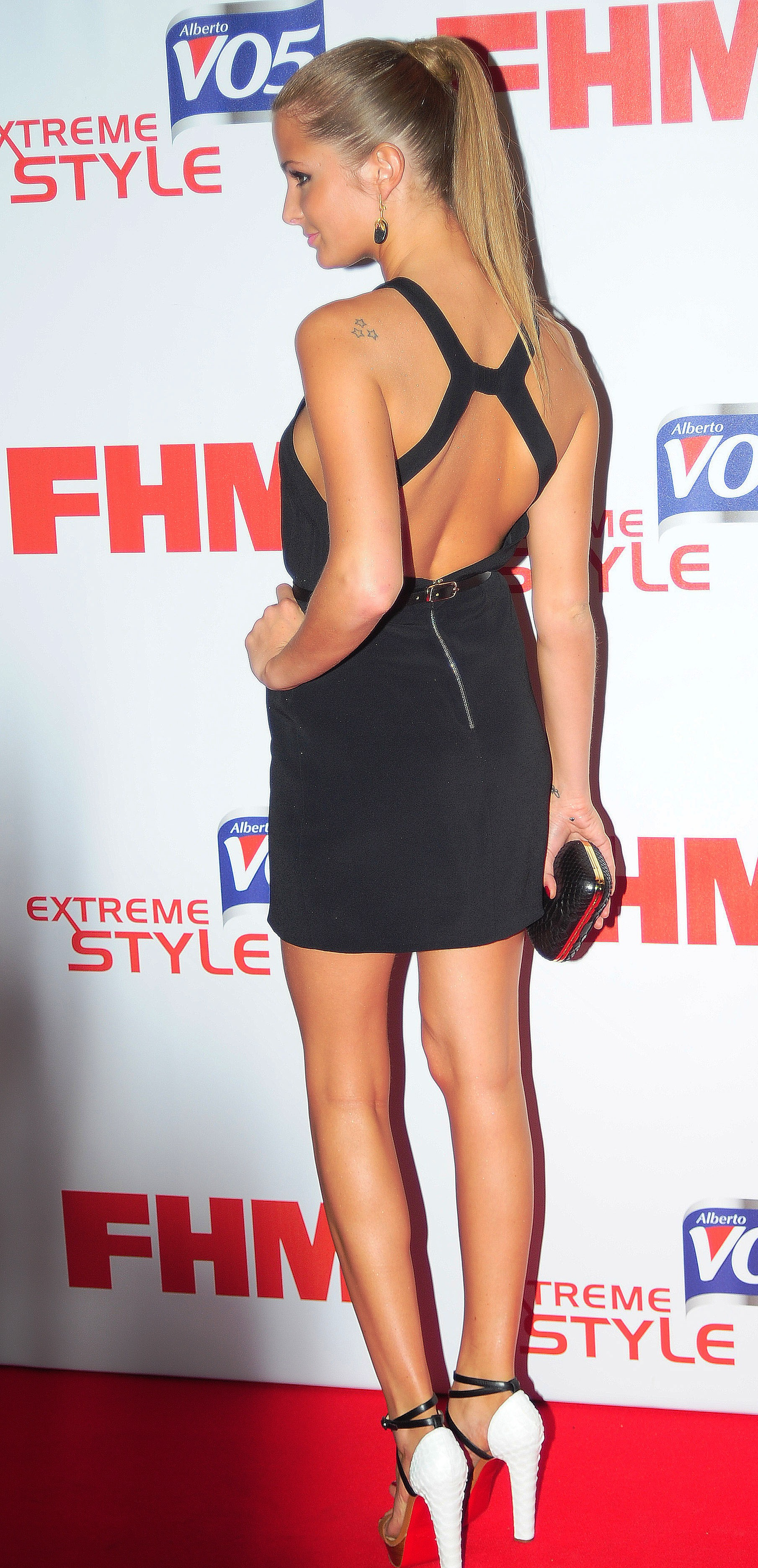 Millie Mackintosh - FHM One Hundred Party