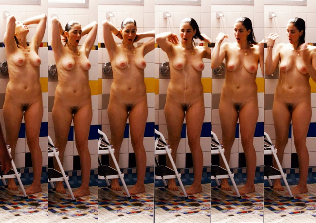 sarah silverman full frontal nude