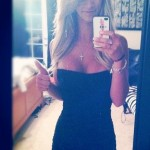 Paige Wyatt twitter pics 150x150 American Guns, Paige Wyatt, 17 Years Old, Breast Implants.