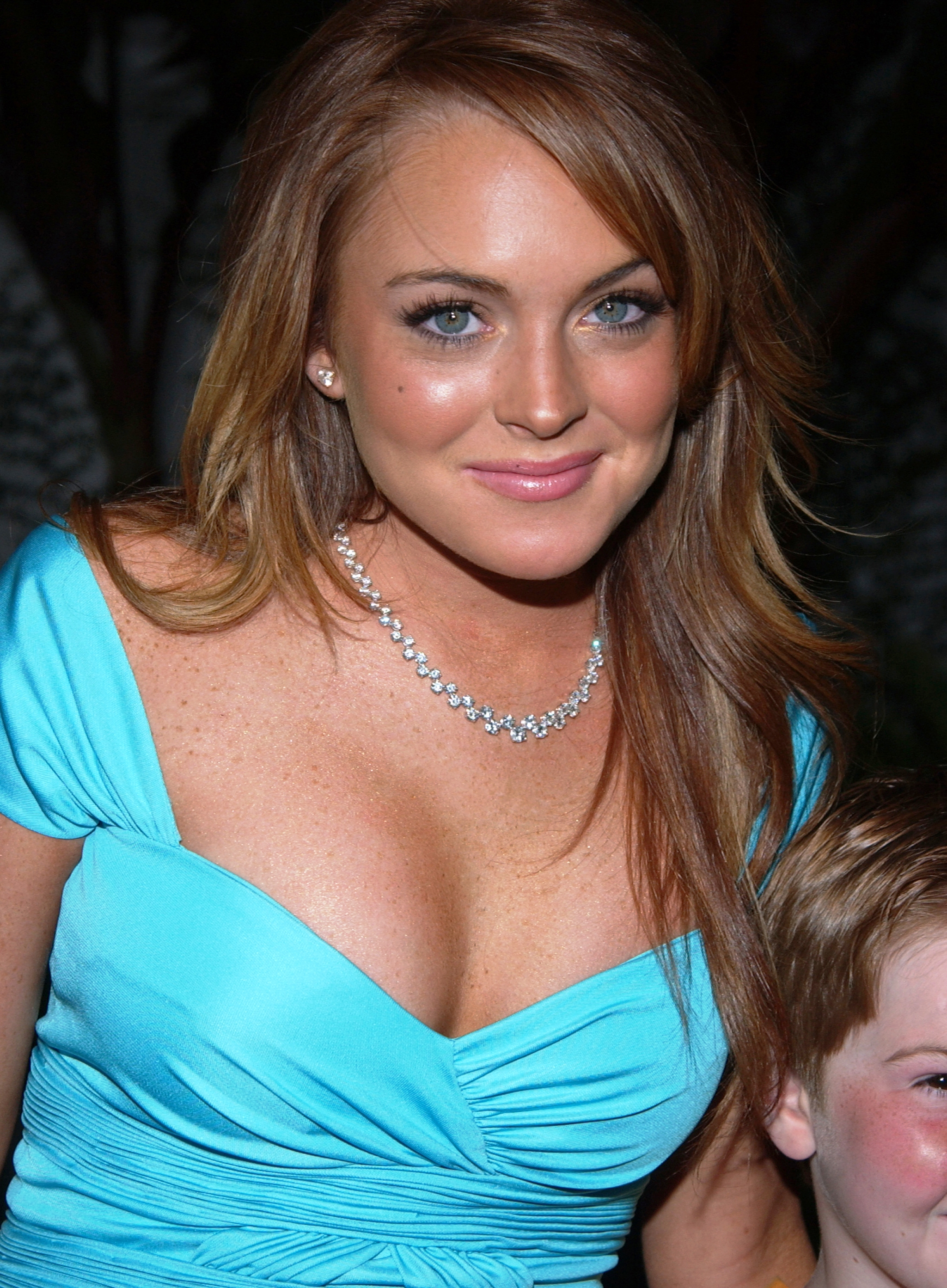Lindsay Lohan hot young mean girls