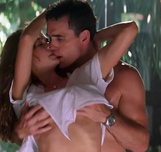 Remarkable, rather Denise richards sex scene did