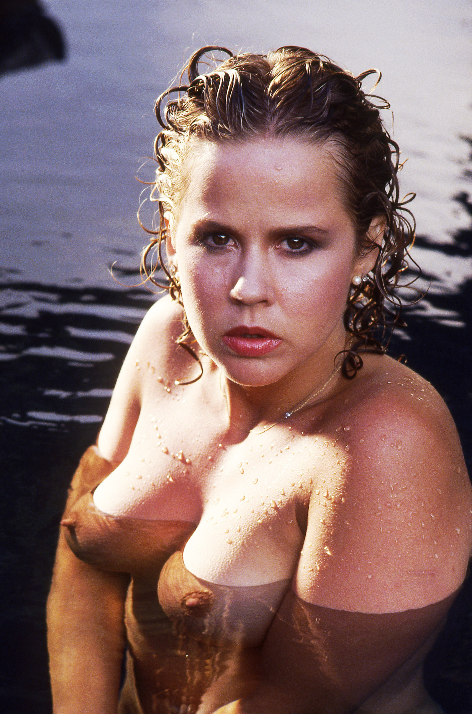 Linda blair nipples all