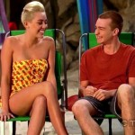 Miley Cyrus legs two and a half men