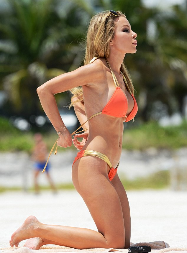 Lisa Hochstein (Real Housewives of Miami) -BIKINI