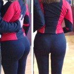carol vorderman ass