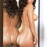 India Reynolds fully nude