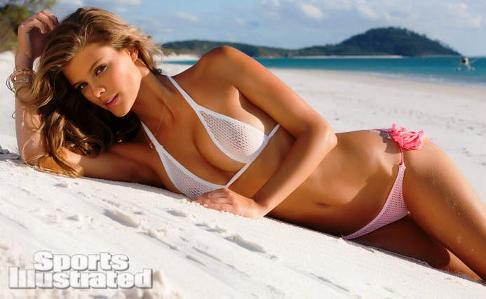 Nina Agdal Sports Illustrated Swimsuit 2013
