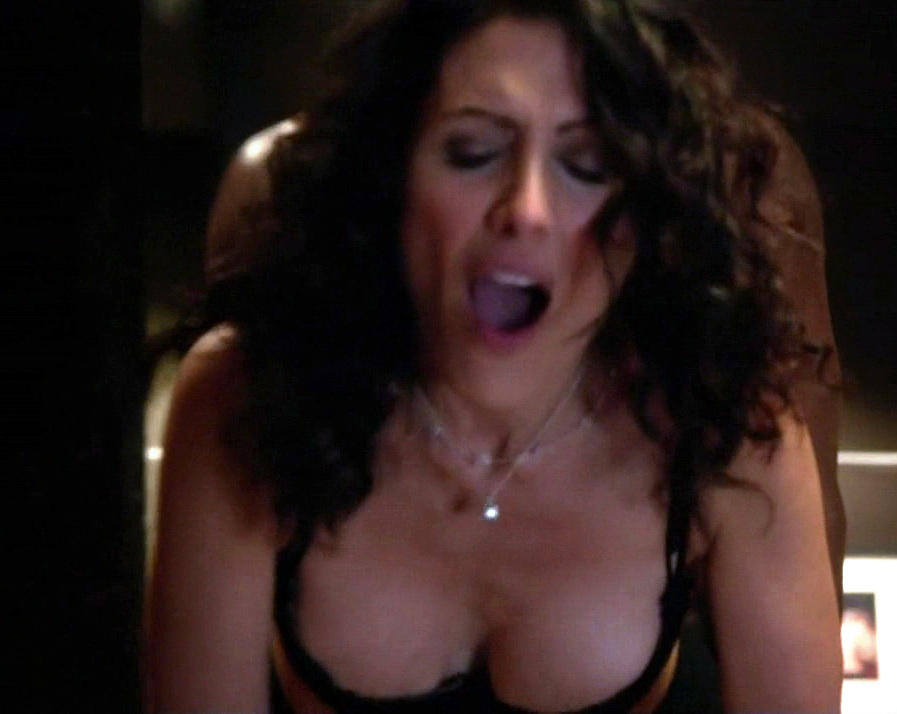 Lisa Edelstein Sex Scene 77