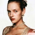 uma thurman young and nude