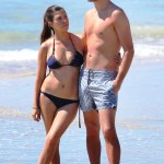 Kourtney Kardashian bikini body 150x150 Kourtney Kardashians MILF TItties With Scott DISDICK For US Weekly