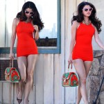 selena gomez HOT TWAT 150x150 Selena Gomez Is Completely Amazing In These Outfits For Her New Video Especially The Red Skin Tight Dress!