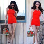 selena gomez red short dress 150x150 Selena Gomez Is Completely Amazing In These Outfits For Her New Video Especially The Red Skin Tight Dress!