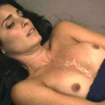 Shiri Appleby nude 150x150 Shiri Appleby May Be Pregnant Now, But She Recently Got Show Fake HBO JIZZ On Her Boobs In Girls!
