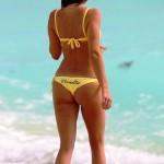 claudia romani thong ass