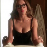 Jennifer Love Hewitt massage scene
