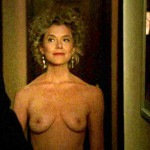 Annette Bening breasts nude