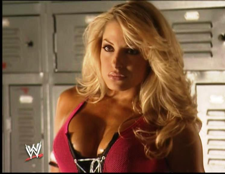 Trish Stratus implants How Fucking Hot Is Trish Stratus Still   Hottest WWE DIVA EVER~!