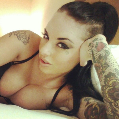 Christy Mack TITS