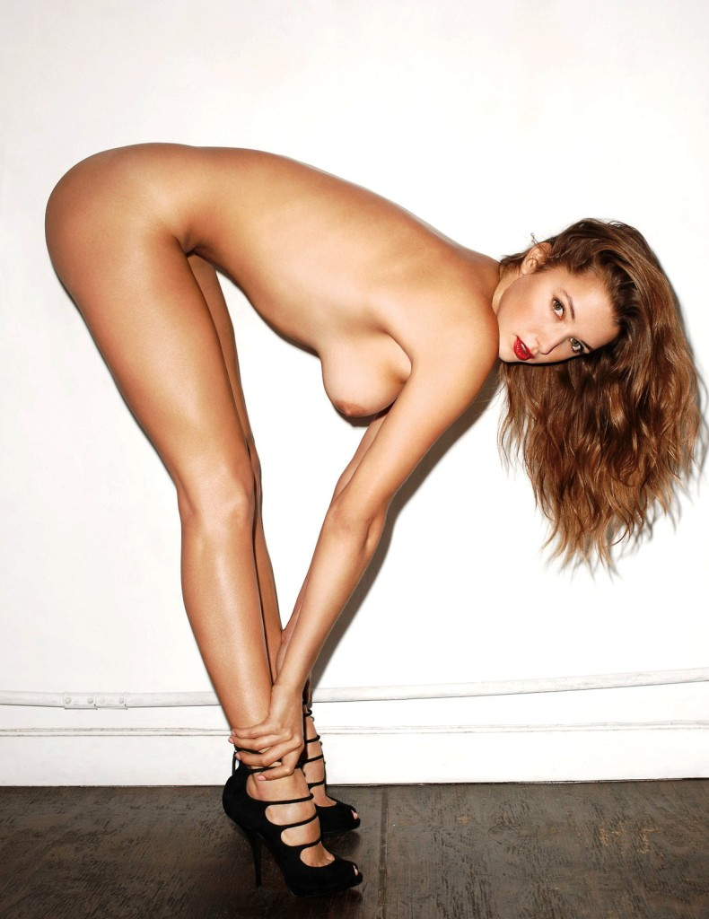 alyssa arce naked