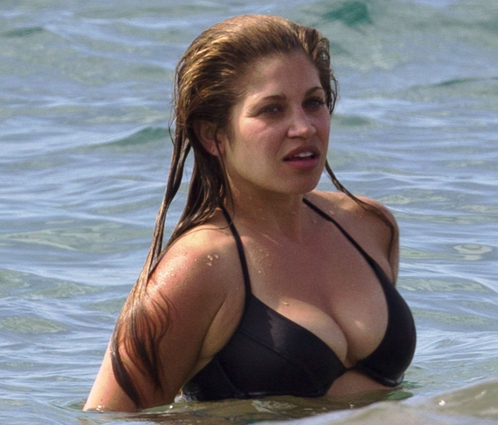 Boobs danielle fishel