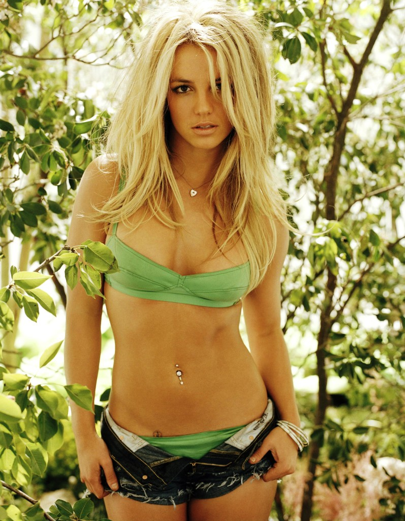 Britney spears hot body have