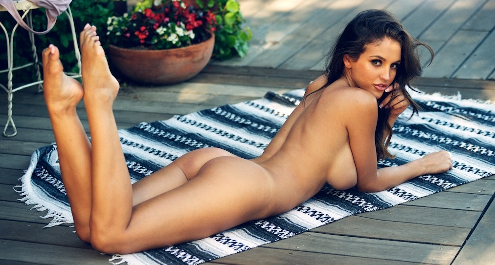 alyssa arce nude ass