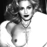 Madonna - Topless Truth or Dare breasts nude