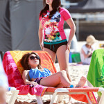 ariel winter on the beach 2014 (12)