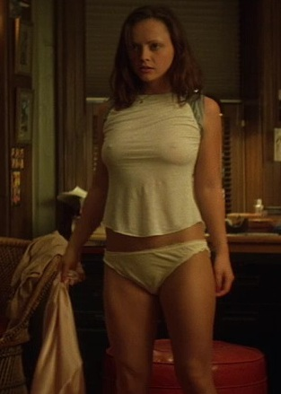 CHRISTINA RICCI SEE THRU NIPPLES
