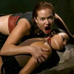 Kristanna Loken is totally nude in Bloodrayne (5)