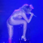 beyonce's ass in concert (5)