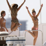 vanessa hudgens and ashley tisdale yacht bikini (11)