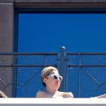 miley cyrus nude sunbathing topless (41)