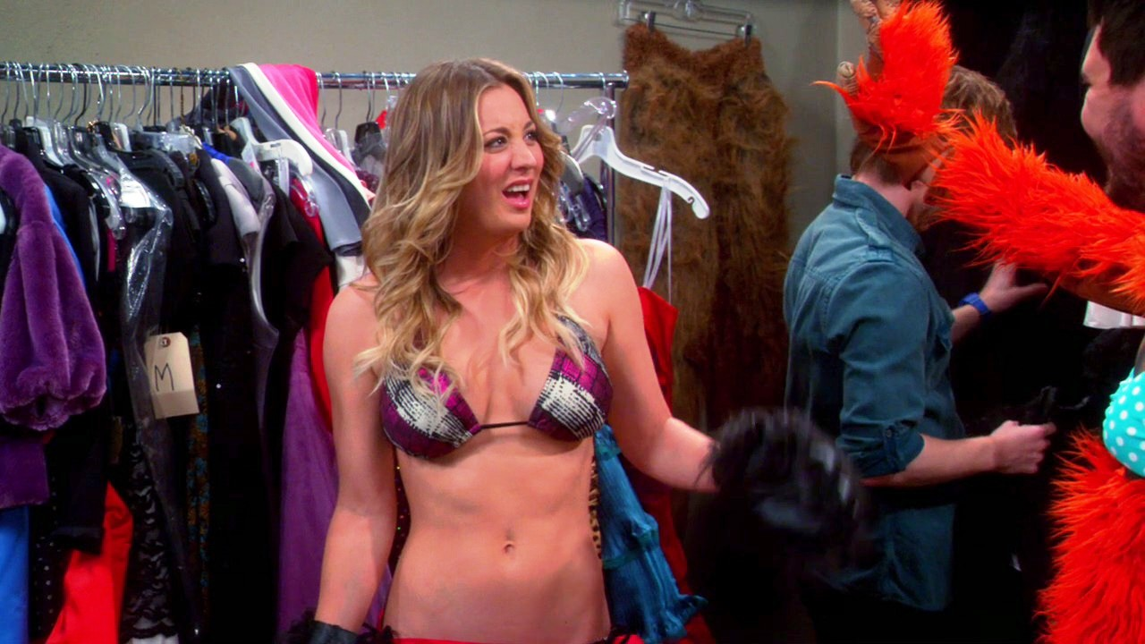 kaley cuoco breasts on big bang (27)