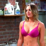kaley cuoco breasts on big bang (11)