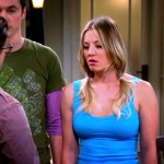 kaley cuoco breasts on big bang (8)