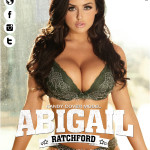ABIGAIL RATCHFORD BREASTS (7)