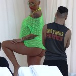 amber rose bikini ass (6)