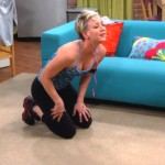 kaley cuoco breasts on big bang (3)