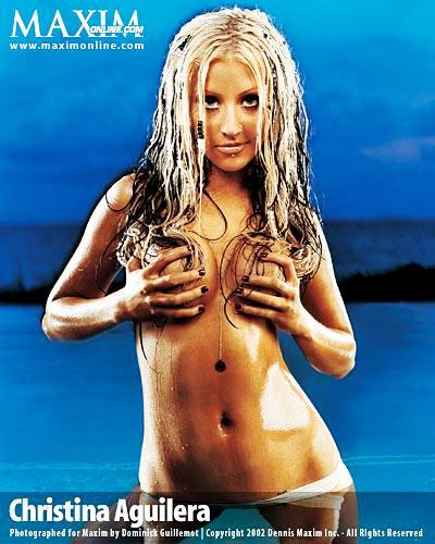 christina aguilera young naked (27)